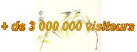 3 000 000 visiteurs
