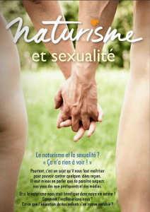 la sexualité dans le cadre naturiste