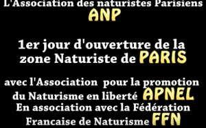 Le naturisme à Vincennes