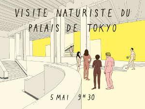 le nu au Palais de Tokyo
